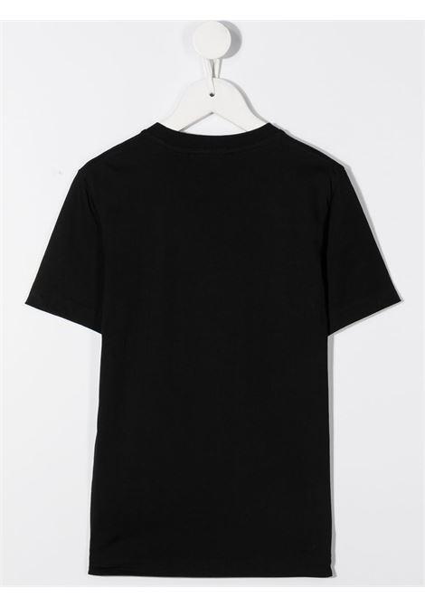 T-shirt nera DSQUARED | T-SHIRT | DQ046WD00XGD2T579MDQ900