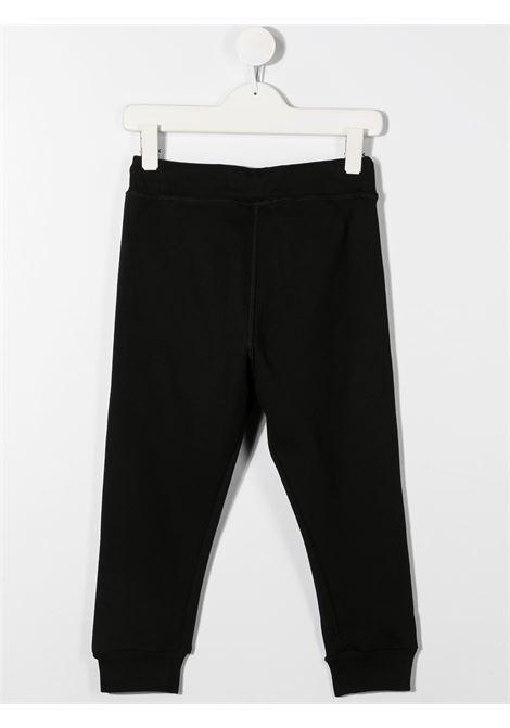 Pantalone nero DSQUARED | PANTALONI | DQ047XD00V3D2P288UDQ900