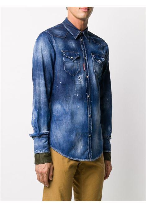 Denim shirt DSQUARED |  | S71DM0422S30341470
