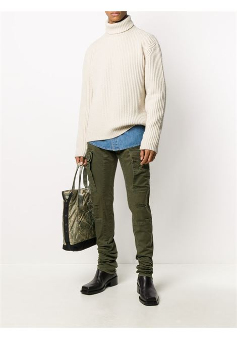 Green trousers DSQUARED |  | S71KB0329S39021695