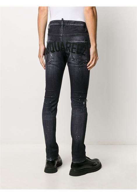 Jeans nero DSQUARED | JEANS | S71LB0841S30503900