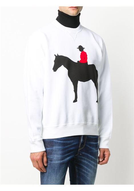 White sweatshirt DSQUARED |  | S74GU0444S25042100