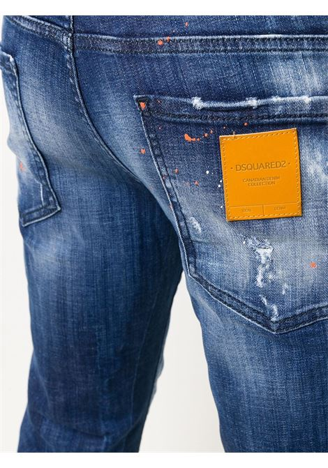 Jeans blu DSQUARED | JEANS | S74LB0755S30342470