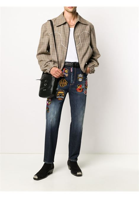 Blue jeans DSQUARED | DENIM | S74LB0800S30664470