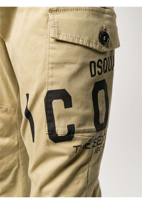 Light brown trousers DSQUARED |  | S79KA0003S39021123