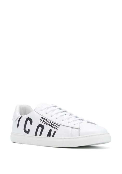Scarpa bianca DSQUARED | SNEAKERS | SNM000501503204M072