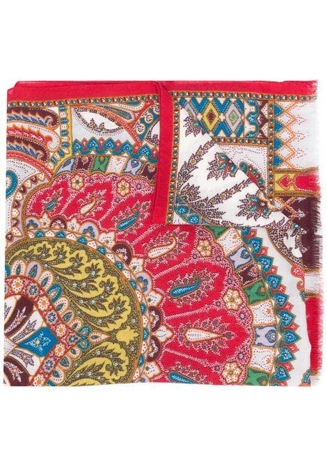 Multicolour scarf ETRO |  | 100074491990