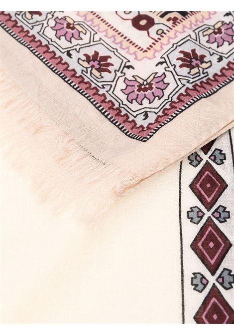 Sciarpa bianca ETRO | SCIARPE | 117774507800