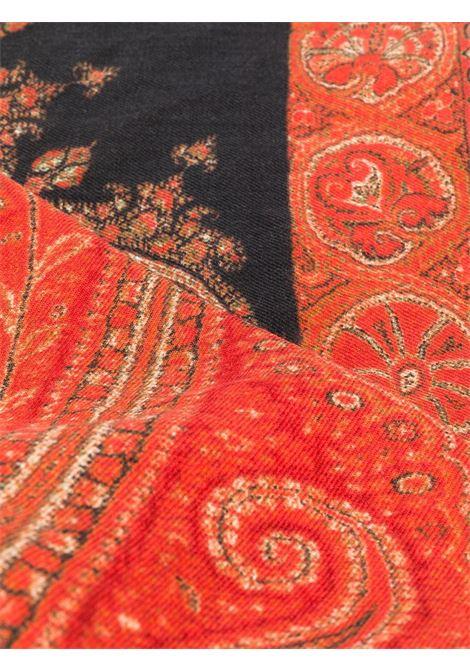 Sciarpa rossa ETRO | SCIARPE | 117774508600