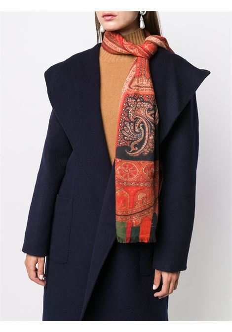Red scarf ETRO |  | 117774508600