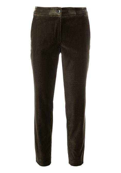 Pantalone verde scuro ETRO | PANTALONI | 1884001342