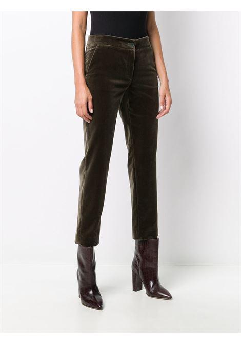 Dark green trousers ETRO |  | 1884001342