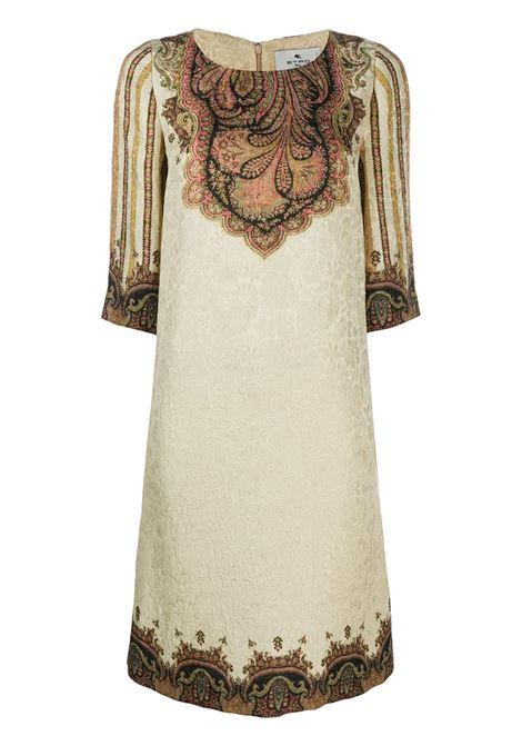 Vestito beige ETRO | ABITI | 189909097990