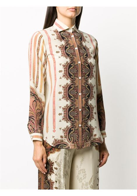 Multicolor shirt ETRO |  | 190339007990