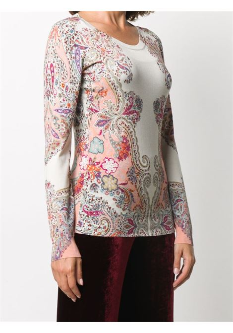 White/multicolour jumper ETRO |  | 193679151990