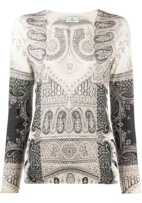 Mix-print jumper ETRO |  | 193679175990
