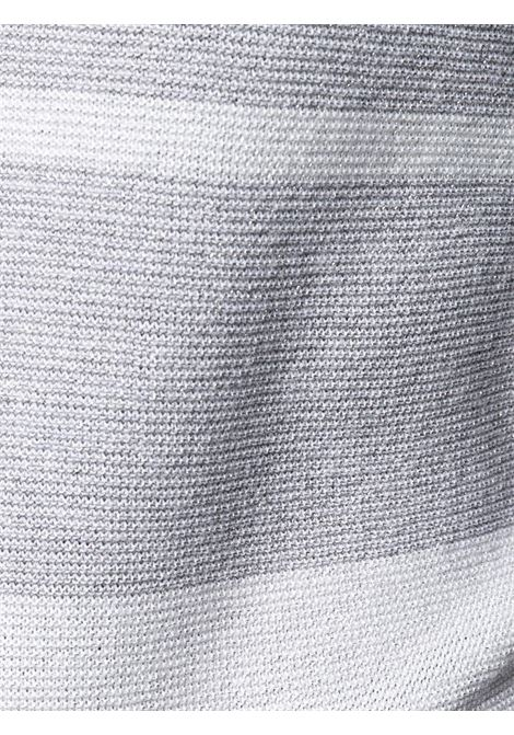 Grey/white jumper FABIANA FILIPPI |  | MAD220W007C402VR1