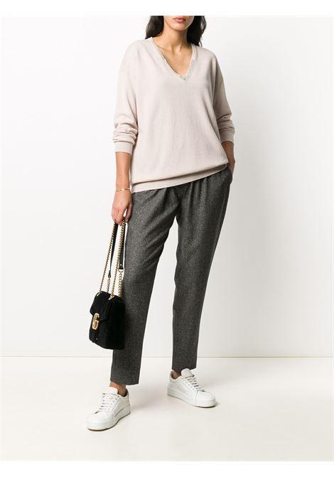 Pink jumper FABIANA FILIPPI |  | MAD220W014N1282113