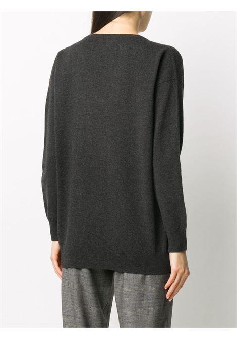 Grey jumper FABIANA FILIPPI |  | MAD220W014N1288148
