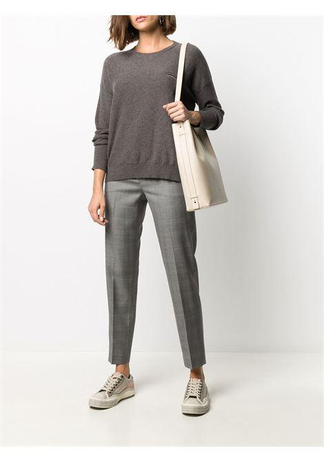 Grey jumper FABIANA FILIPPI |  | MAD220W037N1281217
