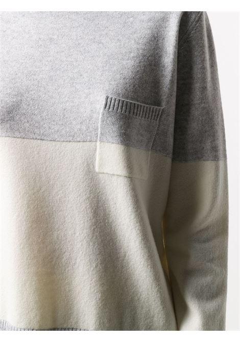 Two-tone jumper FABIANA FILIPPI |  | MAD220W048C411VR1