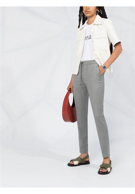 Pantalone grigio FABIANA FILIPPI | PANTALONI | PAD220W373D1868132