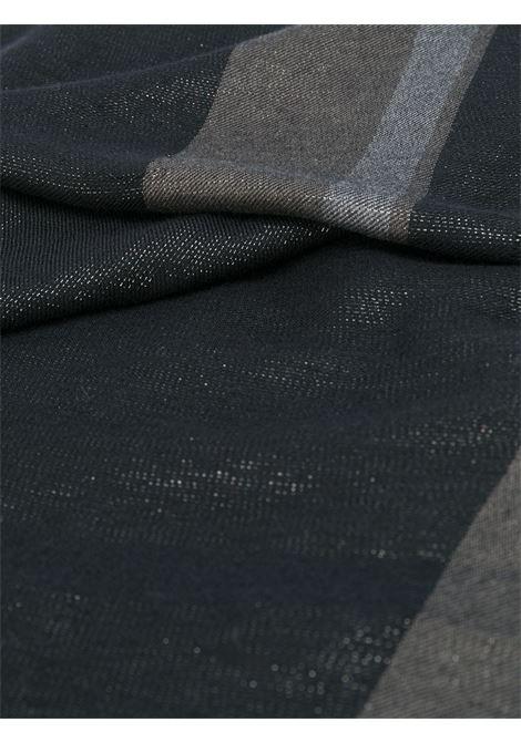 Sciarpa nero/grigia FABIANA FILIPPI | SCIARPE | SAD220W454C594VR3