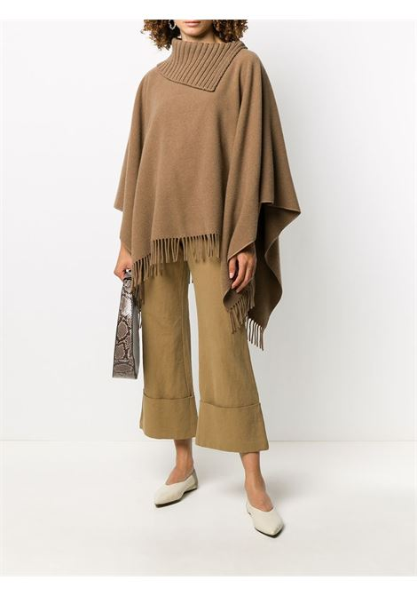 Brown poncho FABIANA FILIPPI |  | SAD220W475N1281218