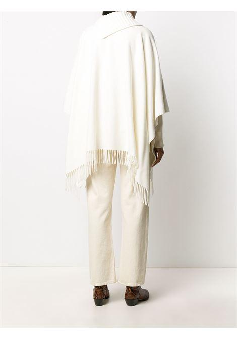 White poncho FABIANA FILIPPI |  | SAD220W475N12825
