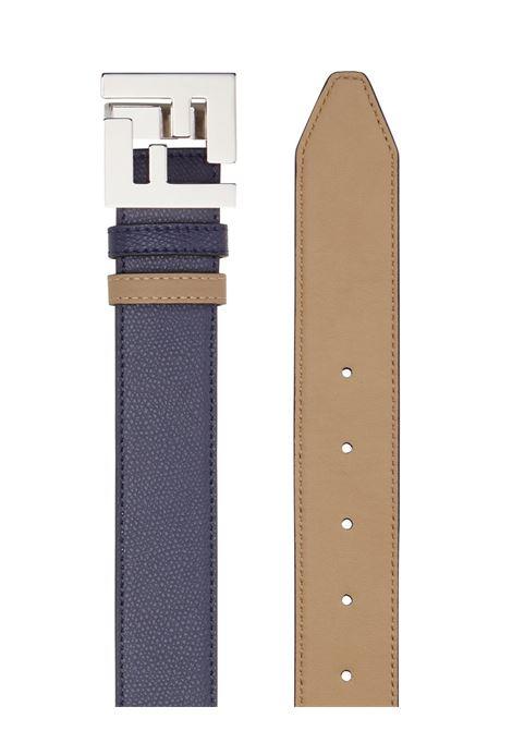 Cintura blu FENDI | CINTURE | 7C0424A9ZHF09VH