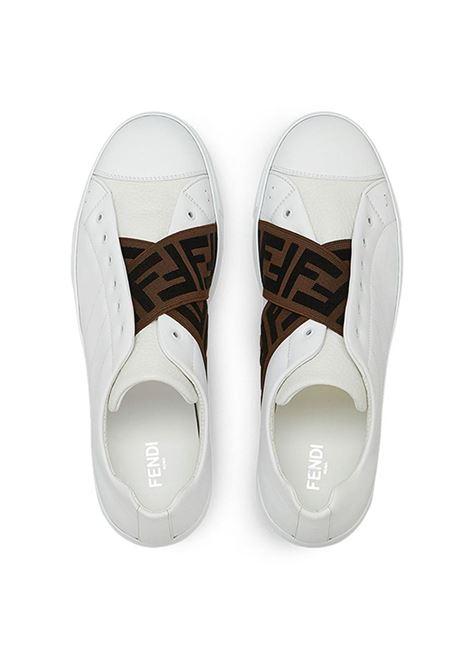 White sneakers FENDI |  | 7E1198A5JPF150F