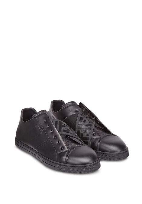 Black sneakers FENDI |  | 7E1198ABO9F1AUD