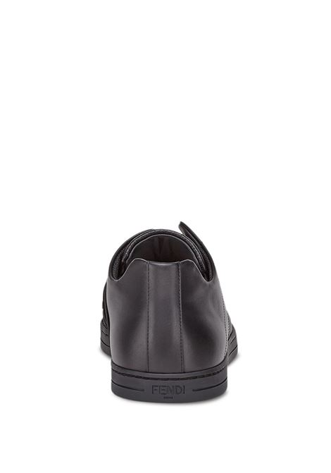 Black sneakers FENDI |  | 7E1198ABO9F1AUD
