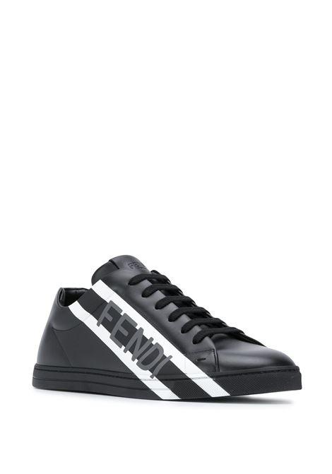 Black sneakers FENDI |  | 7E1380AD7NF1BNX