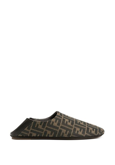 Brown loafers FENDI |  | 7P1406AEGVF1D1C