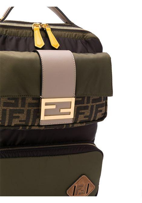 Green/brown backpack FENDI |  | 7VZ047AD1IF1BHW