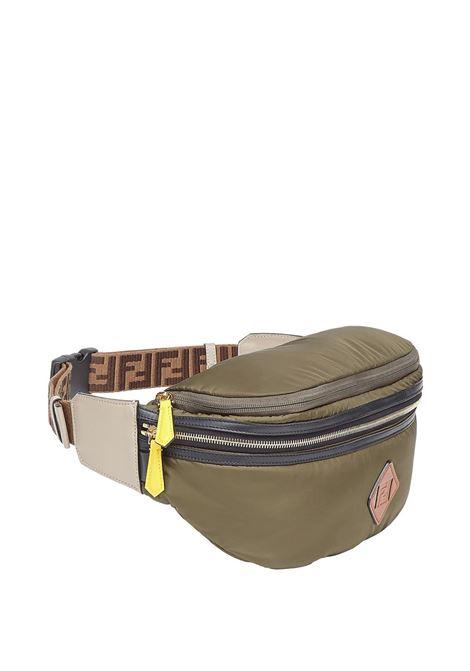 Green backpack FENDI |  | 7VZ055AD1IF1BHW