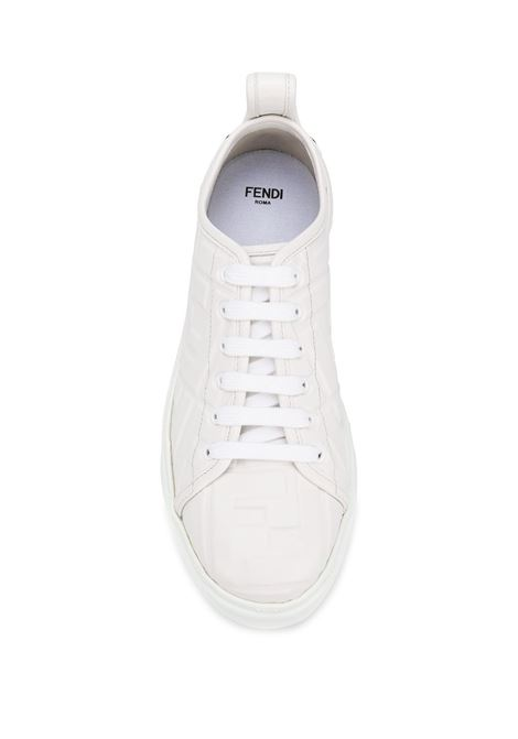 Scarpa bianca FENDI | SNEAKERS | 8E8017AADSF10WI