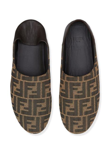Pantofole FENDI | PANTOFOLE | 8P8082AEGVF1D1C