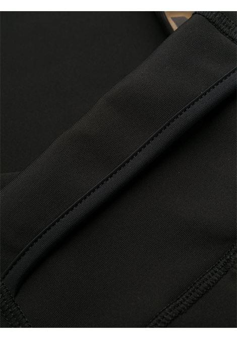 Leggings nero FENDI | LEGGINGS | FAB060ADH7F0GME