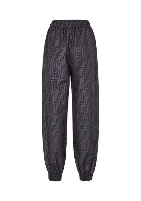 Pantalone nero FENDI   PANTALONI   FAB226AERTF0GME