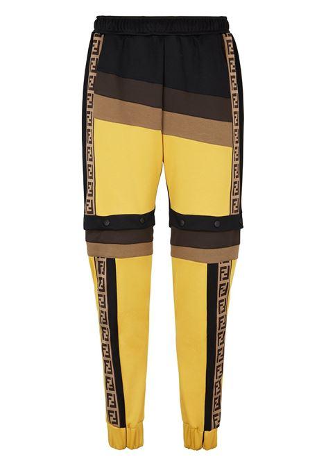 Pantaloni sportivi FENDI | PANTALONI | FAB557AD31F0G8T