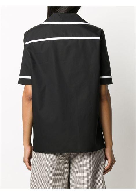 Camicia nera FENDI | CAMICIE | FS7303A5YMF0GME