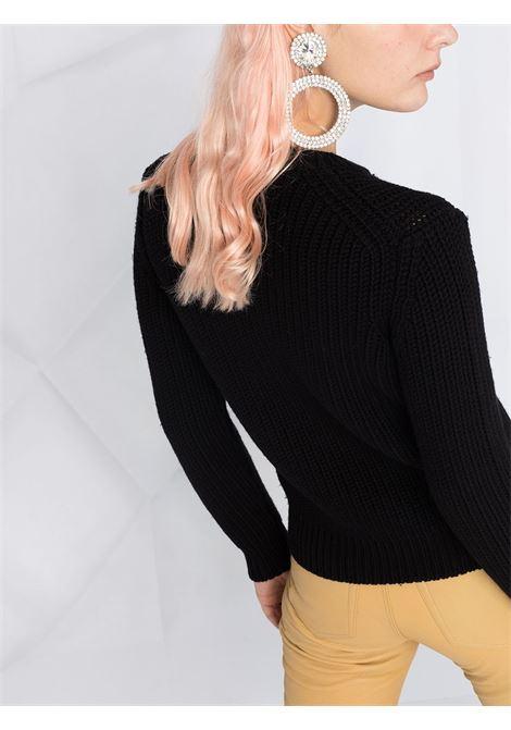 Pullover nero/grigio FENDI   PULLOVER   FZX624AEPZF0GME