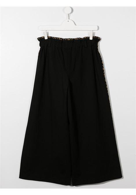 Pantalone nero FENDI | PANTALONI | JFF206TA6IKF0QA1