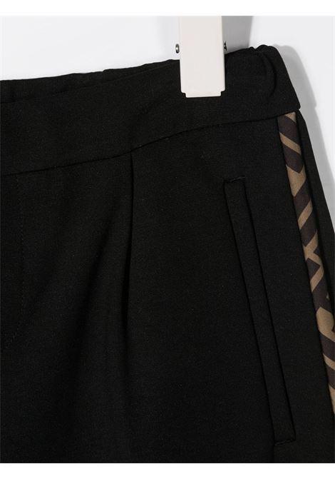 Pantaloncini neri FENDI | BERMUDA | JMF311A6IKF0QA1