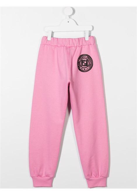 Pantalone rosa FENDI | PANTALONI | JUF0195V0F1BUD
