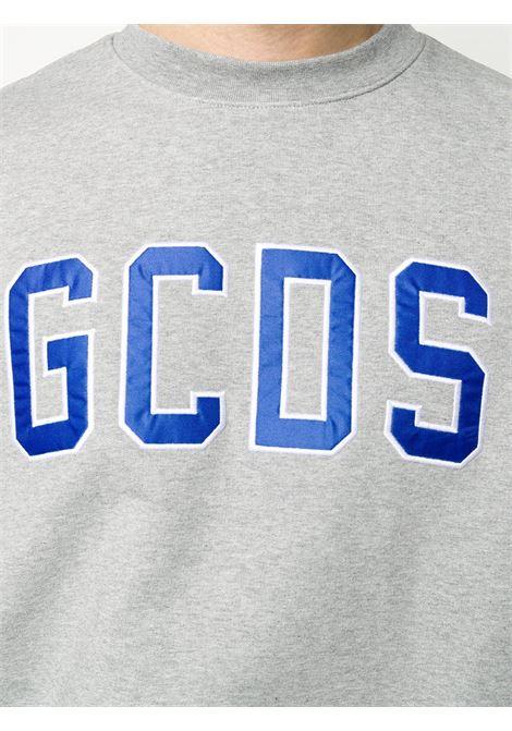 Grey sweatshirt GCDS | SWEATSHIRTS | CC94M02100310