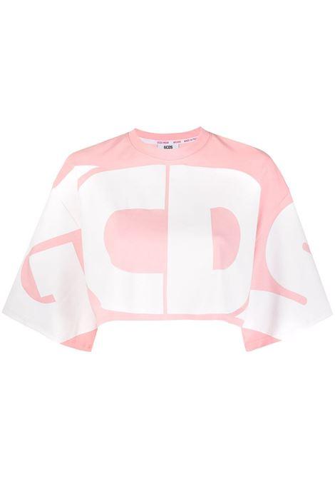 T-shirt rosa GCDS | T-SHIRT | CC94W02100106
