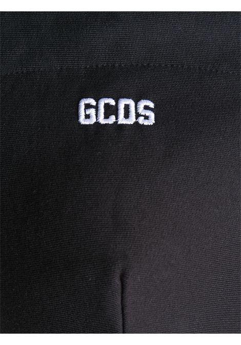 Felpa nera GCDS | FELPE | CC94W02100202